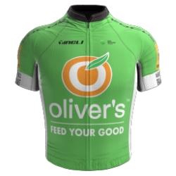 Oliver's Real Food Racing 2018 shirt