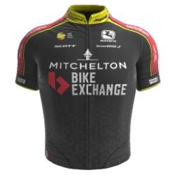 Mitchelton - BikeExchange 2018 shirt