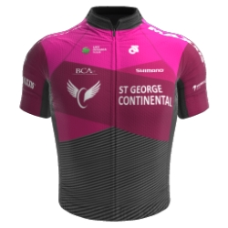 St. George Continental Cycling Team 2018 shirt