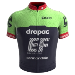 Drapac - EF p/b Cannondale Holistic Development Team 2018 shirt