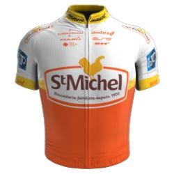 St. Michel - Auber 93 2018 shirt