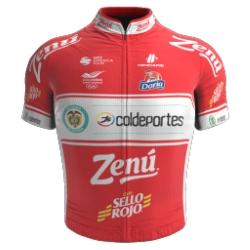 Coldeportes - Zenu - Sello Rojo 2018 shirt