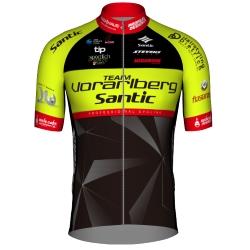 Team Vorarlberg - Santic 2018 shirt