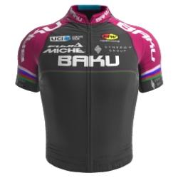 Synergy Baku Cycling Project 2018 shirt
