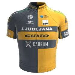 Ljubljana - Gusto Xaurum 2018 shirt