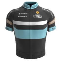 Leopard Pro Cycling 2018 shirt