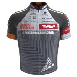Tirol Cycling Team 2018 shirt