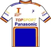 Topsport - Panasonic 1988 shirt