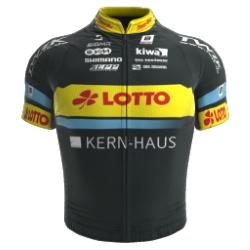 Team Lotto - Kern Haus 2018 shirt