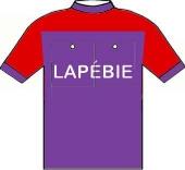 Mercier - R. Lapébie 1946 shirt