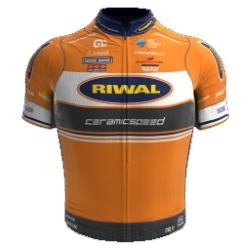 Riwal CeramicSpeed Cycling Team 2018 shirt