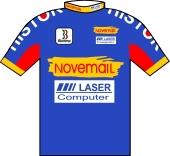 Novemail - Histor - Laser Computer 1993 shirt