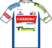 Carrera - Tassoni 1993 shirt