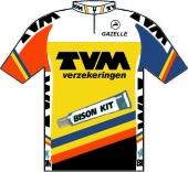 TVM - Bison Kit 1993 shirt