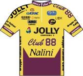 Jolly Componibili - Club 88 1993 shirt