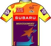 Subaru - Montgomery 1993 shirt
