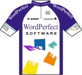WordPerfect 1993 shirt