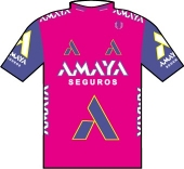 Amaya Seguros 1993 shirt
