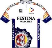 Festina - Lotus 1993 shirt