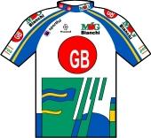 GB - MG Boys Magflicio - Bianchi 1993 shirt
