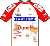 La William - Duvel 1993 shirt
