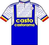 Castorama 1993 shirt