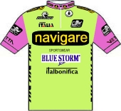 Navigare - Blue Storm 1993 shirt