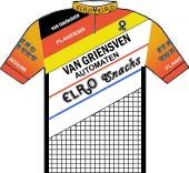 Elro Snacks - Van Griensven Automaten - Tönissteiner 1993 shirt
