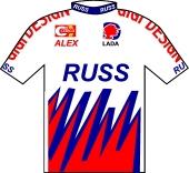 Russ - Gigi Design - Cedico 1993 shirt