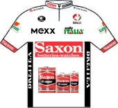 Saxon - Breitex 1993 shirt