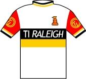 TI - Raleigh 1972 shirt