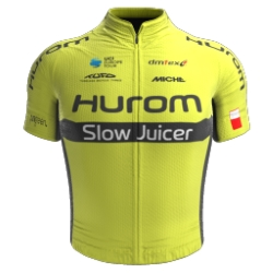 Team Hurom 2018 shirt
