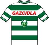 Sporting - Gazcidla 1973 shirt