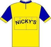 Peña Nicky's 1954 shirt