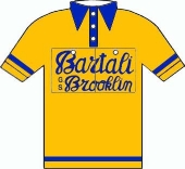 Bartali - Brooklin 1954 shirt