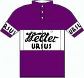 Welter - Ursus 1954 shirt