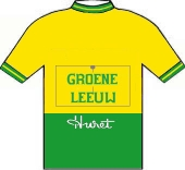 Groene Leeuw - Huret 1954 shirt
