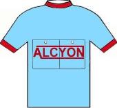 Alcyon - Dunlop 1954 shirt