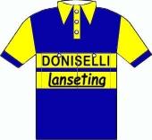 Doniselli - Lansetina 1954 shirt