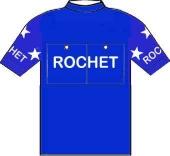 Rochet - Dunlop 1954 shirt