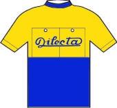 Dilecta - Wolber - J.B. Louvet 1954 shirt
