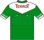 Terrot - Hutchinson - Wolber 1954 shirt