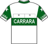 Carrara - Hutchinson 1954 shirt