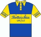 Bottecchia - Ursus 1954 shirt