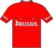 Arliguie - Hutchinson 1954 shirt