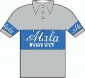 Atala - Pirelli 1954 shirt