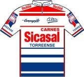 Sicasal - Torreense 1988 shirt