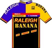 Raleigh - Banana 1988 shirt