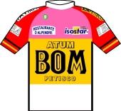 Atum Bom Petisco - Tavira 1992 shirt