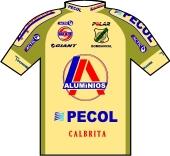 L.A. Aluminios - Pecol 2004 shirt